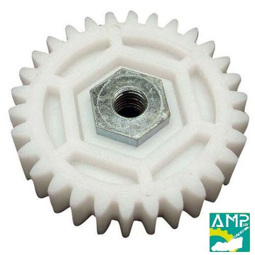 Atco / Qualcast / Suffolk Cylinder Gear (White) Replaces Part Number F016A57590