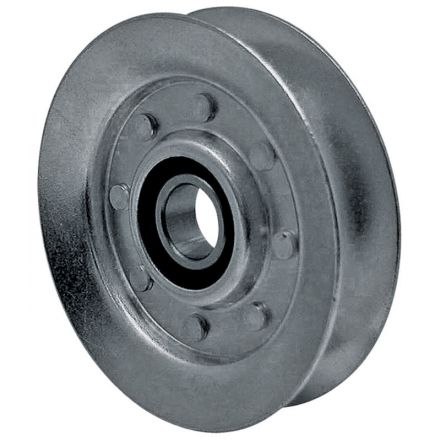 Castelgarden F72 Idler Pulley Replaces Part Number 125601555/0