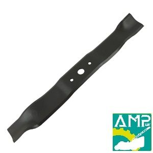 Champion R484 and CR484 46cm Replacement Mower Blade Part Number 181004346/3