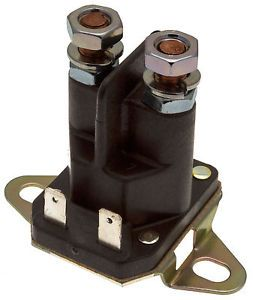Genuine Castelgarden Solenoid Part Number 118736113/0