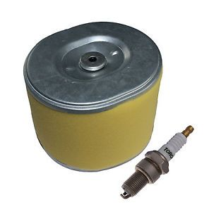 Honda GX240 and GX270 Part Service Kit (Air Filter and Spark Plug)