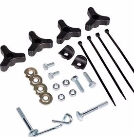 Stiga Lower Handle Bolt Fixing Kit Part Number 381008614/3