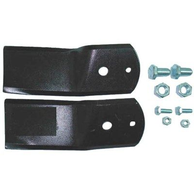 Stiga Park 105 Combi, Park 95 Combi Mower Blade and Bolt Set  Part Number 1134-9119-01