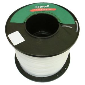 Universal Nylon Strimmer / Trimmer line   ROUND 2.4mm x 360M