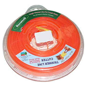 Universal Nylon Strimmer / Trimmer line  SQUARE 2.7mm x 60M